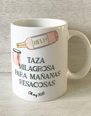 taza milagrosa para mañanas resacosas